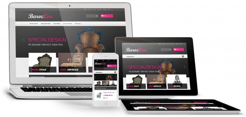 Ny professionel hjemmeside fra Ribe Mediehus