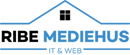 Ribe Mediehus Logo